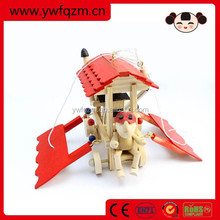 cartoon toy wooden toy flying fairy
