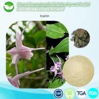 Epimedium extract Icariin male enhancement cure premature ejaculation