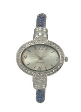 Charming Attractive Crystal Lady Bracelet Watch