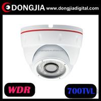 DONGJIA DA-C89E ccd indoor CCTV 700TVL dome camera specification