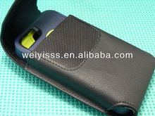 Leather Belt Holster Clip Pouch For iPhone 5