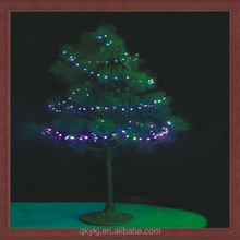 The lastest artificial pine tree branches led Pine and cypress trees light outdoor and indoor