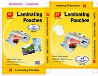 photo paper hot laminating lamination pouches film