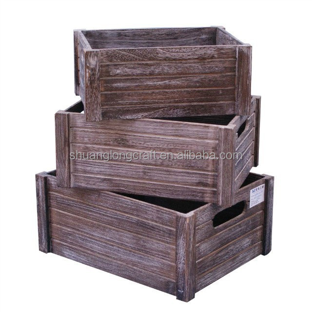 Antique used eco friendly decorative wooden crate box wooden fruit crates buy antique used - Decorative wooden crates ...