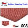 IAAF Professional synthetic rubber running track material