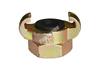 European type air universal hose coupling hose end fitting