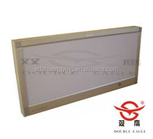 CE approved Triple linkage x-ray film Viewer with good quality