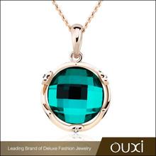 OUXI 2015 fashion necklace bijoux made with Swarovski Elements 10311
