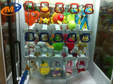 Lottery claw crane toy vending machines/coin claw crane toy vending machines/durable arcade game toy crane machine