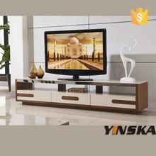 32 inch luxury high gloss tv stand