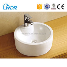 commercial hand wash basin with fixing screw