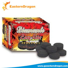 27 mm Smokeless Tablet Shisha Charcoal