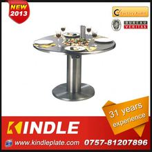 luxury small glass dining tables for sale