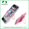 wholesale smartphone case PC+Silicon Support clip waterproof universal back case cover for smartphone 8 colors for iphone 6