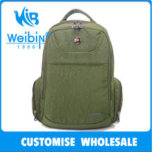 Custom Eco-friendly Laptop Character School Backpack Bag