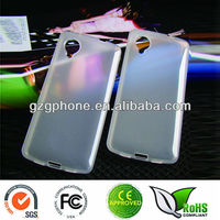 TPU soft cover case for LG nexus5 case