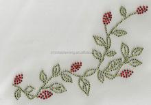 wholesale flower rhinestone motif accessories