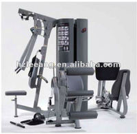 home gym multi station/commercial multifunction fitness equipment/fitness machine 4 station multi function gym equipment