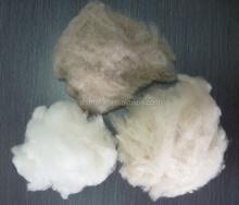 Hot sale 2015 sharrefun cashmere fiber natural white/Lt. grey/brown