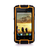 HG Guangzhou Android 4.2 1+8GB 5.0MP camera discovery v5 shockproof rugged android 4.0 smart phone