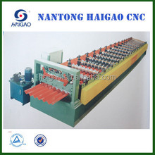 Single Layer CNC Color Steel Forming Machine Undulator/ roof tile equipment