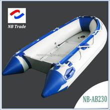 NB-AB-230-004 NingBang repairing kits 0.9mm thickness Assault boat for water sports