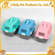 Luxury pet flight cage pet products cat carrier in fashion design Pet Cages, Carriers & Houses