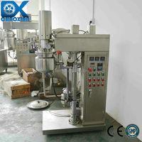 New design professional automatic vacuum small emulsifying mixer machine