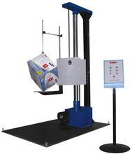 Drop weight impact tester