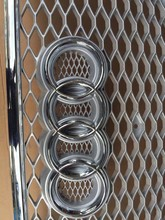 expanded mesh for auto parts