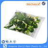 transparent food grade ziplock plastic bag disposable freeze bag