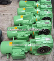 K Series Cement Mixer Drived Helical Bevel Gear Speed Reducer