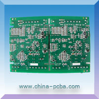 plastic industries in daman one-stop outstanding double-sided pcb & pcba FR-4 manufacture in shenzhen