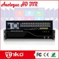 Buena calidad de 16 canales 720 P CCTV DVR Hi3531 salida HDMI / VGA 8 * 4 T HDD