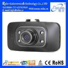 Full hd 1080p portable gs8000l manual car camera camcorder vehicle blackbox dvr gs8000l