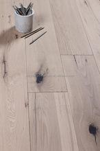 UV Coating 4mm Veneer Multi-layer Oak Engineered Flooring
