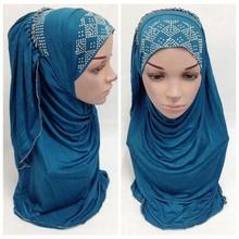 2015 Hot selling fashion style women pakistani fashion hijabs