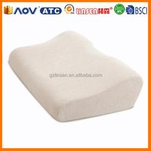 2014 Guangzhou fashion home decorative memory foam sleeping pillow