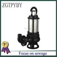 2015 New Products BWQ Series Sewage Pump Waste Water Pump Dirty Water Pump with Factory Price