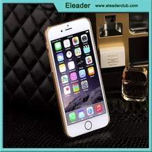 for iphone 6 new goods, for iphone 6 bling bling plastic hot selling case