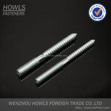 double thread bolt