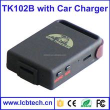 TK102 MINI Car Pet tracker /GSM/GPRS Person gps Tracker Spy Vehicle Real time with High quality