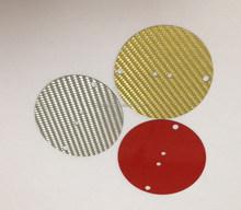 Factory CNC Cutting Red,Black,Silver,Bule,Yellow Carbon Fiber Part