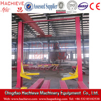 2 poles vehicle repair lifter / two post car lifter with CE for sale