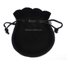 Custom Jewelry Velvet Drawstring Bags for Gift