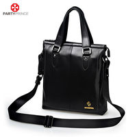 wholesale online import men business leather handbags brand