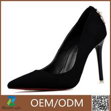 2016 Luxury Fashion high heel evening dress shoes for women