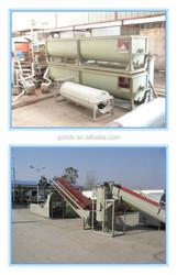 henan GoodWay factory cassava machine design book
