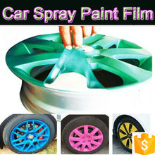 2015 hot for luxury car Peelable rubber spray paint color protection decoration coating gallon plasti dip 400ml/1L/4L