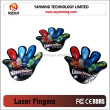 4 pack LED Finger Light,LED Laser finger,LED Light Finger